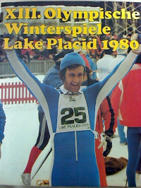 XIII.+Olympische+Winterspiele+Lake+Placid+1980.